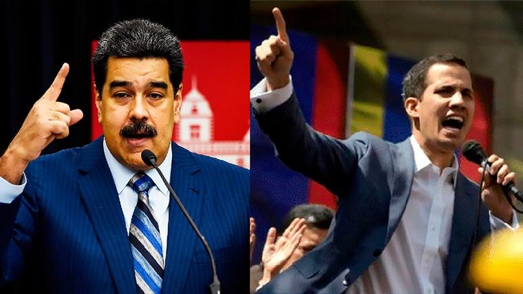 $4-Maduro-Guaido