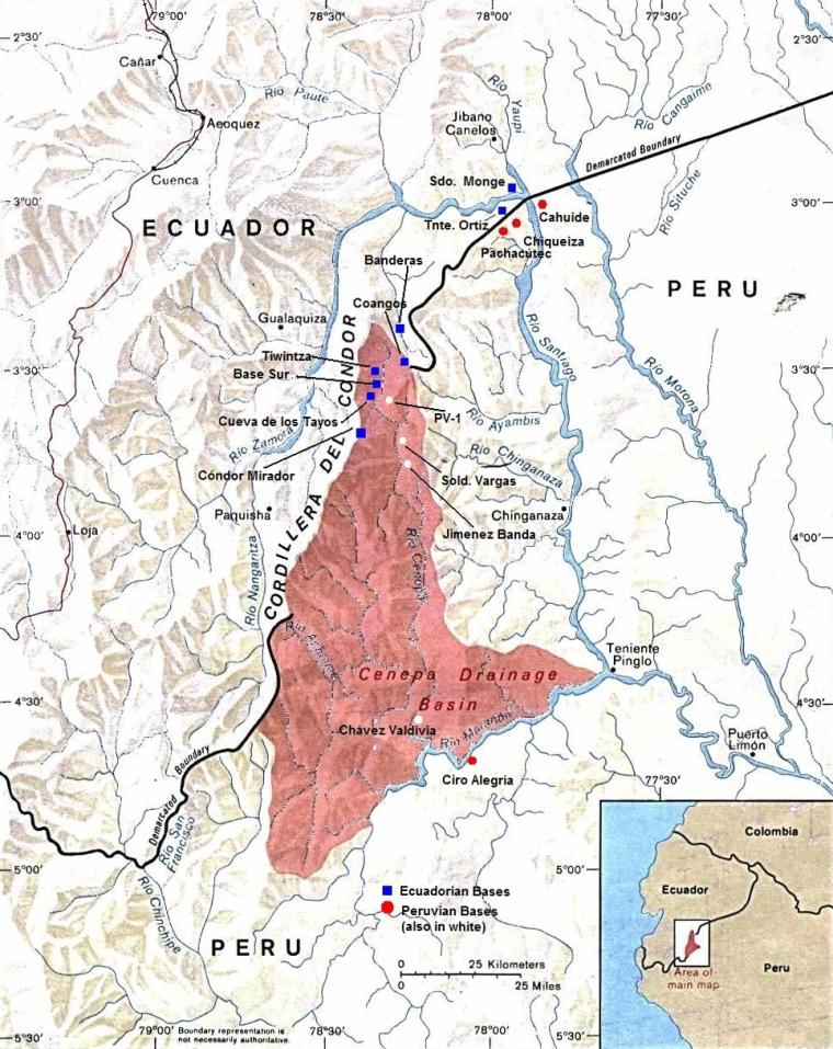 Cenepa_river_basin