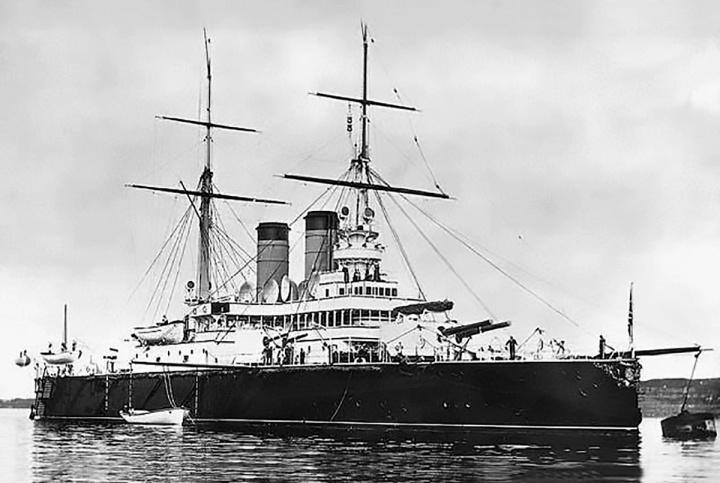 32-Rostislav_battleship