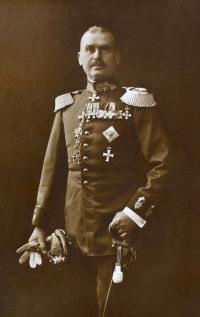 'General Liman von Sanders Pascha', 1917 (c).