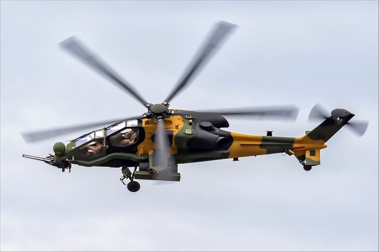 AgustaWestland (TAI) T129A ATAK - 21 (NickJ 1972) by NickJ 1972 (flickr) Tags- farnborough trade air 2018