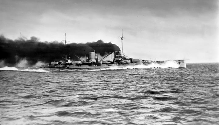 """Panzerkreuzer """"SMS Goeben"""""""