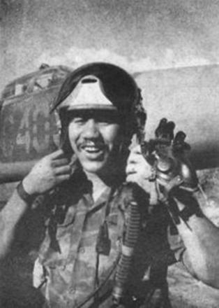 Major Alberto Ley Rivas_32 años En 1987_Foto de César Gómez 001