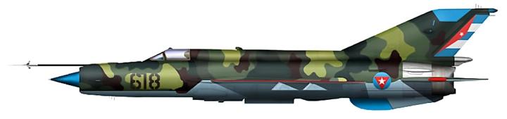 MiG-21Bis Fishbed 618 50_7 aa