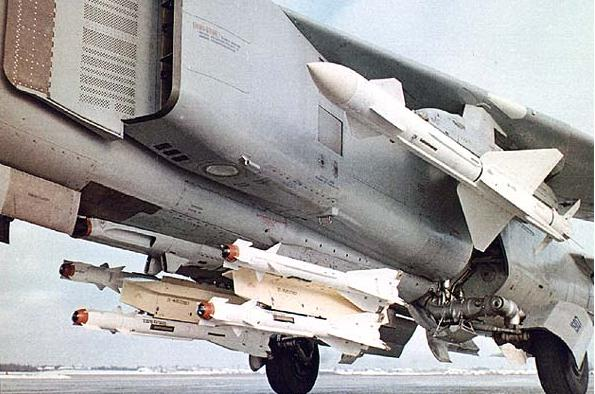 R-60MK Aphid MiG-23 001