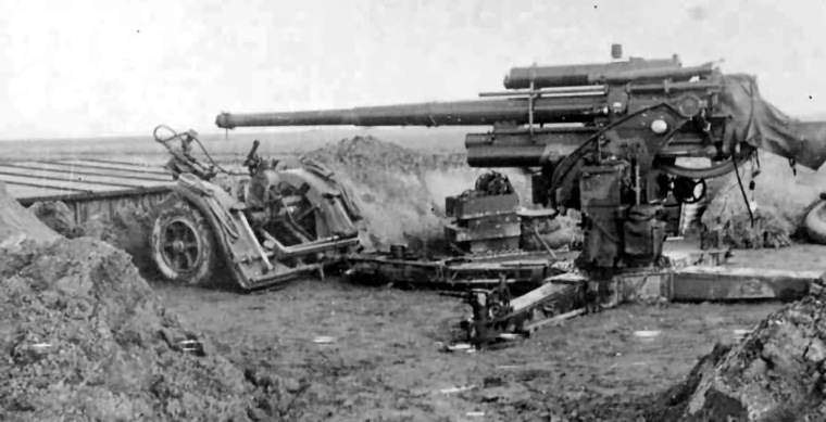 German_88_mm_Artillery_Flak_18