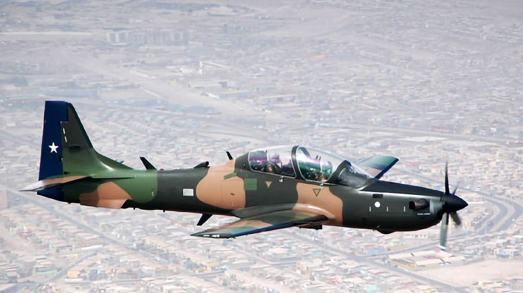 A-29-Super-Tucano-do-Chile-foto-FACh