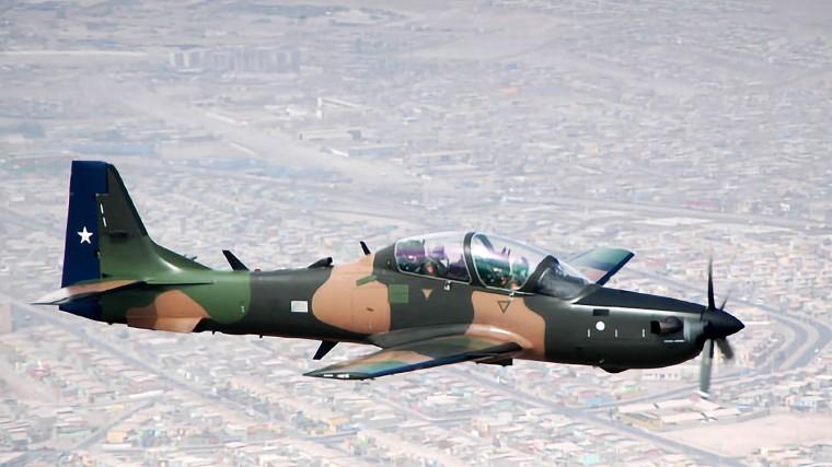 A-29-Super-Tucano-do-Chile-foto-FACh