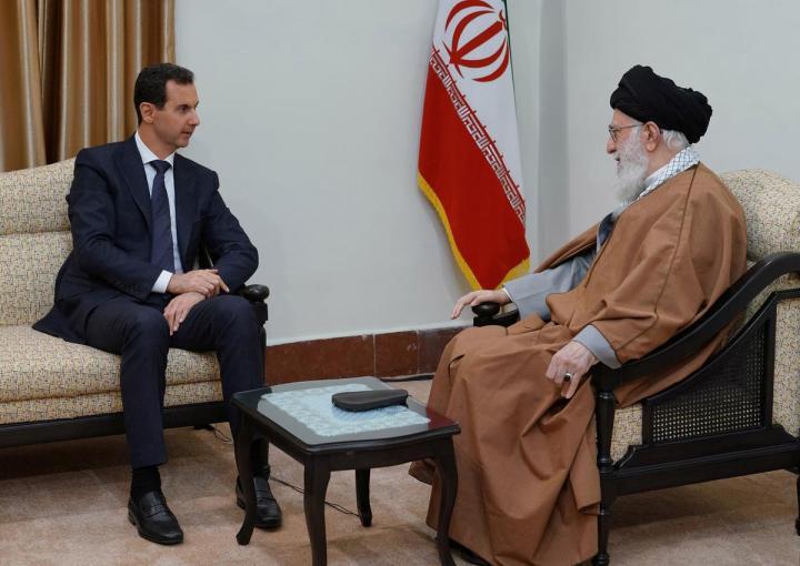 Khamenei-assad