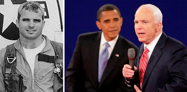 McCain&Obama