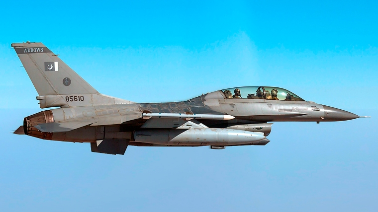 Pakistan_Air_Force_General_Dynamics_F-16BM_Fighting_Falcon_(altered)
