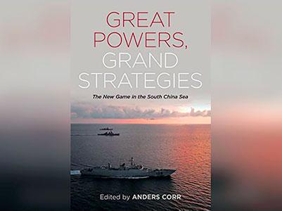 Publicado pela USNI Press, livro aborda as estratégias das potências envolvidas na questão do Mar do Sul da China.