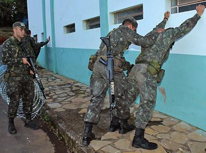 É sempre importante repassar a atuação das Forças Armadas em Garantia da Lei e da Ordem para superarmos alguns equívocos.